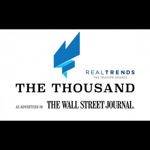 Top 1000 Realtors- By Real Trends and The Wall Street Journal